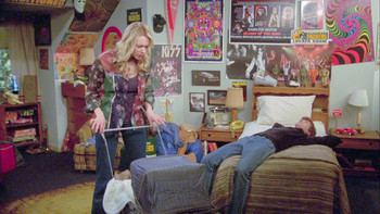 Episodio 18 (TTemporada 7) de That '70s Show
