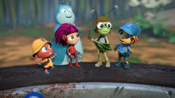 Episodio 8 (TTemporada 1) de Beat Bugs