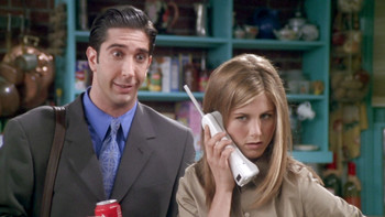 Episodio 2 (TTemporada 4) de Friends