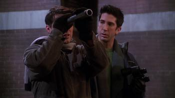 Episodio 12 (TTemporada 7) de Friends