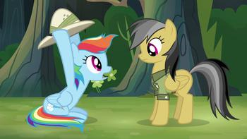 Episodio 4 (TTemporada 4) de My Little Pony: Friendship Is Magic