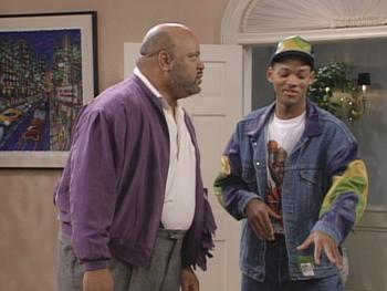 Episodio 22 (TTemporada 3) de The Fresh Prince of Bel-Air