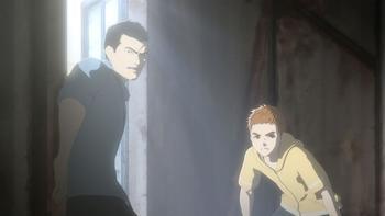 Episodio 8 (TTemporada 1) de Ajin: semihumano