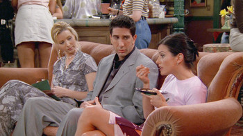 Episodio 23 (TTemporada 3) de Friends