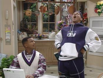 Episodio 14 (TTemporada 4) de The Fresh Prince of Bel-Air