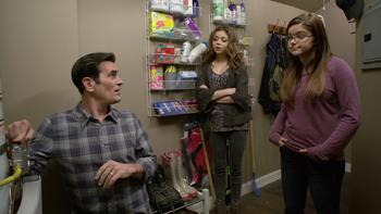 Episodio 18 (T4) de Modern Family