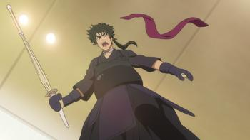 Episodio 5 (TTemporada 1) de Kuromukuro