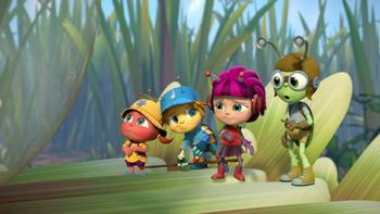 Episodio 12 (TTemporada 1) de Beat Bugs