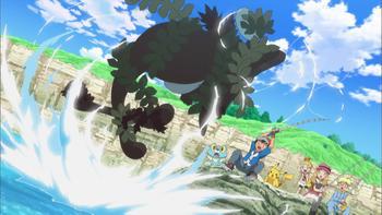 Episodio 3 (TSerie Pokémon XY–Expediciones en Kalos) de Pokémon: XY