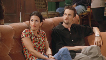 Episodio 22 (TTemporada 3) de Friends