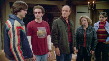 Episodio 12 (TTemporada 5) de That '70s Show