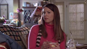 Episodio 13 (TTemporada 4) de Gilmore Girls