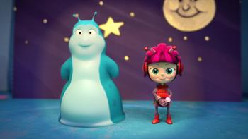 Episodio 13 (TTemporada 1) de Beat Bugs