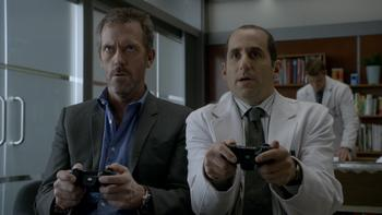 Episodio 15 (TTemporada 8) de Dr. House