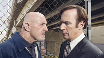Episodio 1 (TTemporada 1) de Better Call Saul
