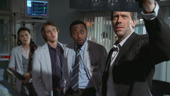 Episodio 15 (TTemporada 1) de Dr. House