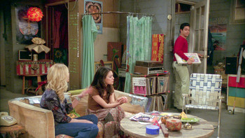 Episodio 17 (TTemporada 8) de That '70s Show