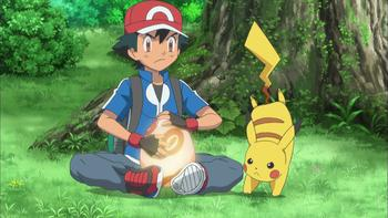 Episodio 28 (TSerie Pokémon XY–Expediciones en Kalos) de Pokémon: XY