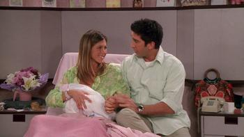 Episodio 1 (TTemporada 9) de Friends