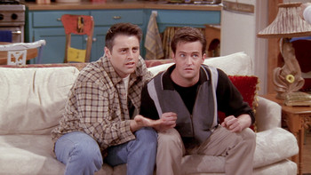 Episodio 12 (TTemporada 4) de Friends