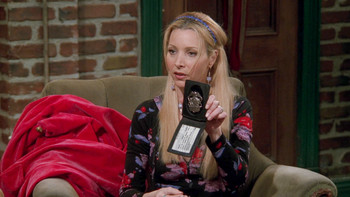 Episodio 16 (TTemporada 5) de Friends