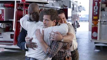 Episodio 9 (TTemporada 1) de Brooklyn Nine-Nine