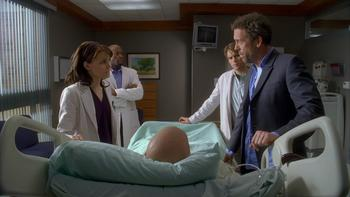 Episodio 16 (TTemporada 3) de Dr. House
