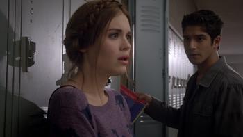 Episodio 18 (TTemporada 3) de Teen Wolf