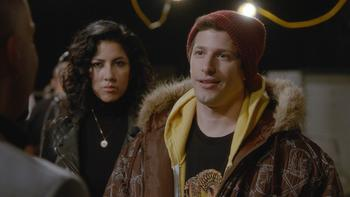 Episodio 10 (TTemporada 2) de Brooklyn Nine-Nine