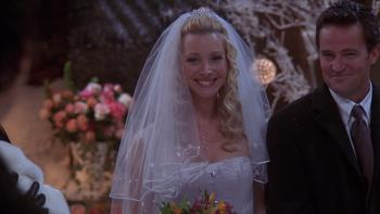 Episodio 12 (TTemporada 10) de Friends
