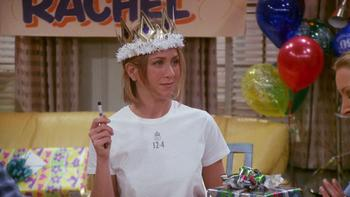 Episodio 14 (TTemporada 7) de Friends