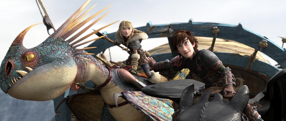 How to train your dragon 2 is how to train your dragon 2 on how to train your dragon 2 2014 netflix ccuart Gallery