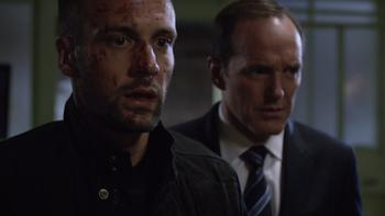 Episodio 22 (TTemporada 2) de Marvel's Agents of S.H.I.E.L.D.