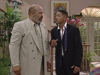 Episodio 3 (TTemporada 6) de The Fresh Prince of Bel-Air