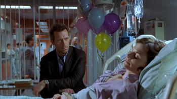 Episodio 14 (TTemporada 1) de Dr. House