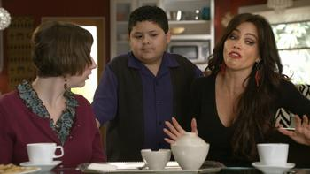 Episodio 13 (T1) de Modern Family