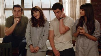 Episodio 3 (TTemporada 3) de New Girl