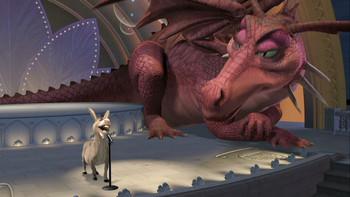 Episodio 4 (TDreamWorks Shrek's Swamp Stories) de Shrek las historias de la ciénaga