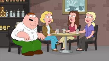 Episodio 17 (TTemporada 13) de Family Guy