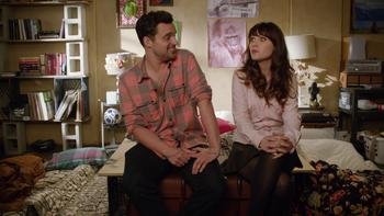 Episodio 21 (TTemporada 3) de New Girl