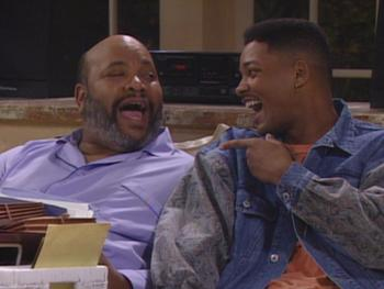 Episodio 8 (TTemporada 2) de The Fresh Prince of Bel-Air