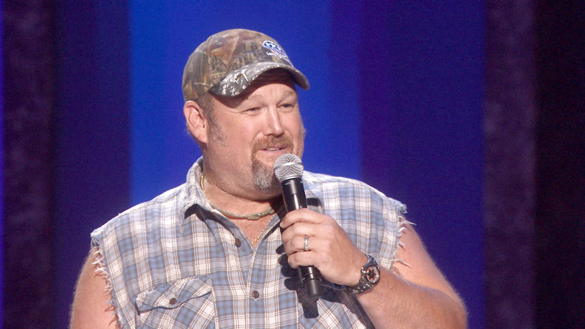 Bill Engvall Comedy: Screaming at Machines - YouTube
