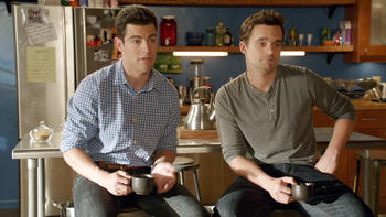 Episodio 3 (TTemporada 2) de New Girl