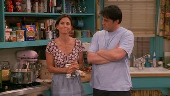 Episodio 21 (TTemporada 8) de Friends