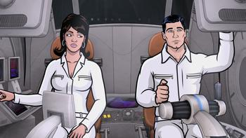 Episodio 12 (TTemporada 6) de Archer