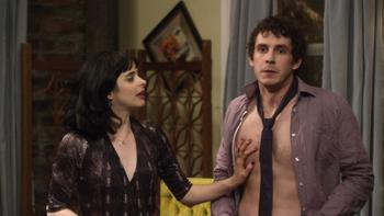 Episodio 1 (TTemporada 1) de Don't Trust the B---- in Apartment 23