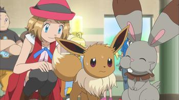 Episodio 42 (TSerie Pokémon XY–Expediciones en Kalos) de Pokémon: XY