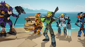 Episodio 3 (TTemporada 1) de LEGO Bionicle: The Journey to One