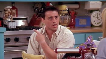 Episodio 2 (TTemporada 8) de Friends