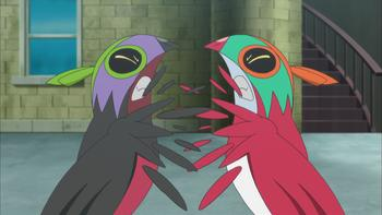 Episodio 2 (TSerie Pokémon XY–Expediciones en Kalos) de Pokémon: XY